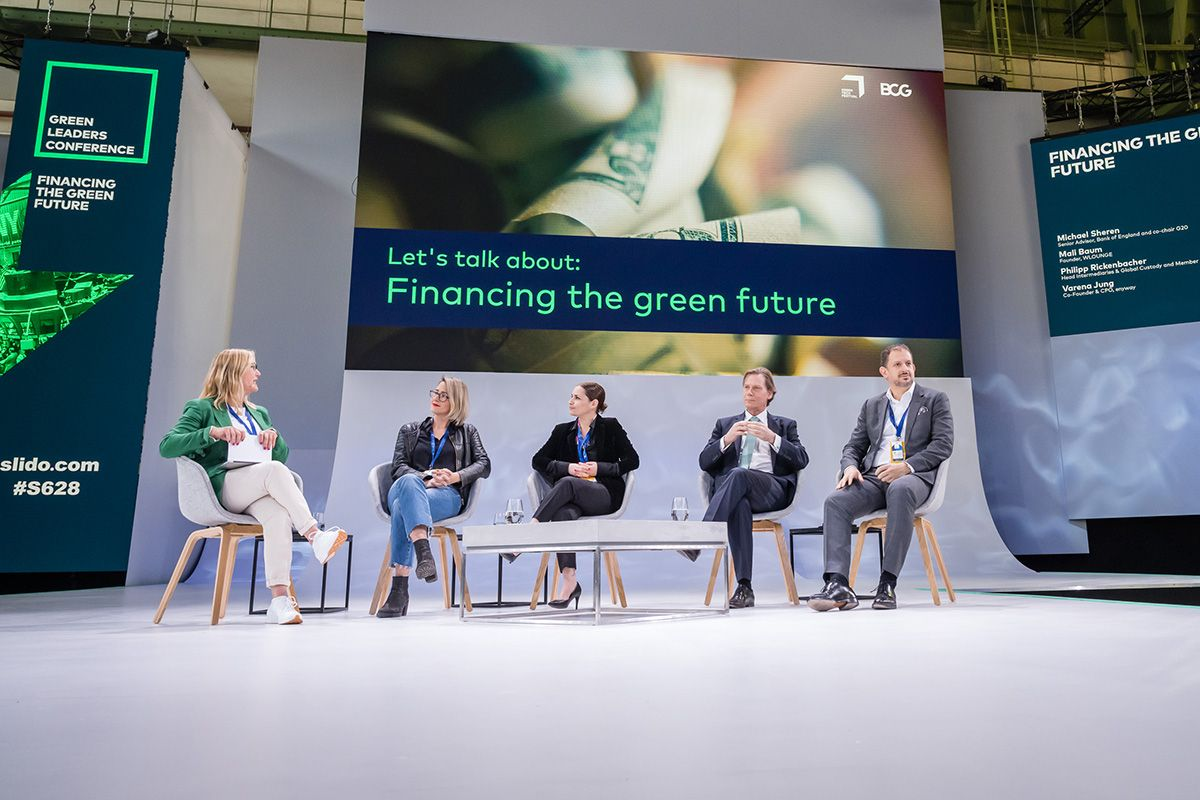 GREEN LEADERS CONFERENCE - GREENTECH FESTIVAL